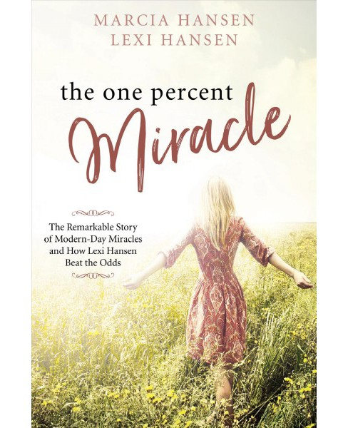 One Percent Miracle : The Remarkable Story of Modern-Day Miracles and How Lexi Hansen Beat the Odds - image 1 of 1