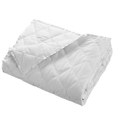 DOWNLITE Lightweight 230 TC Luxury Satin Trim Down Blanket