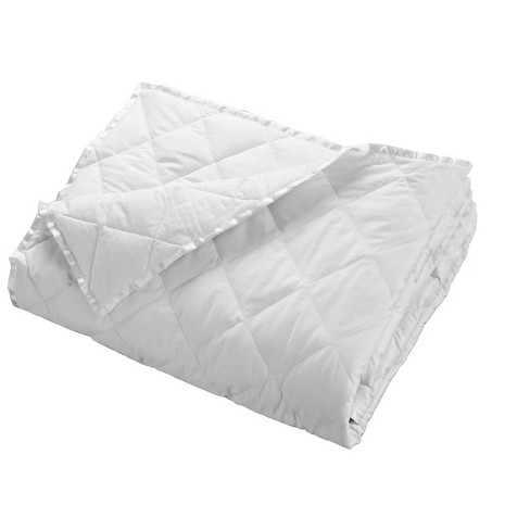 230 TC Down Blankets With Satin Trim By DOWNLITE