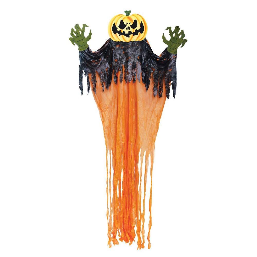 Image of Halloween Hanging Pumpkin Decor