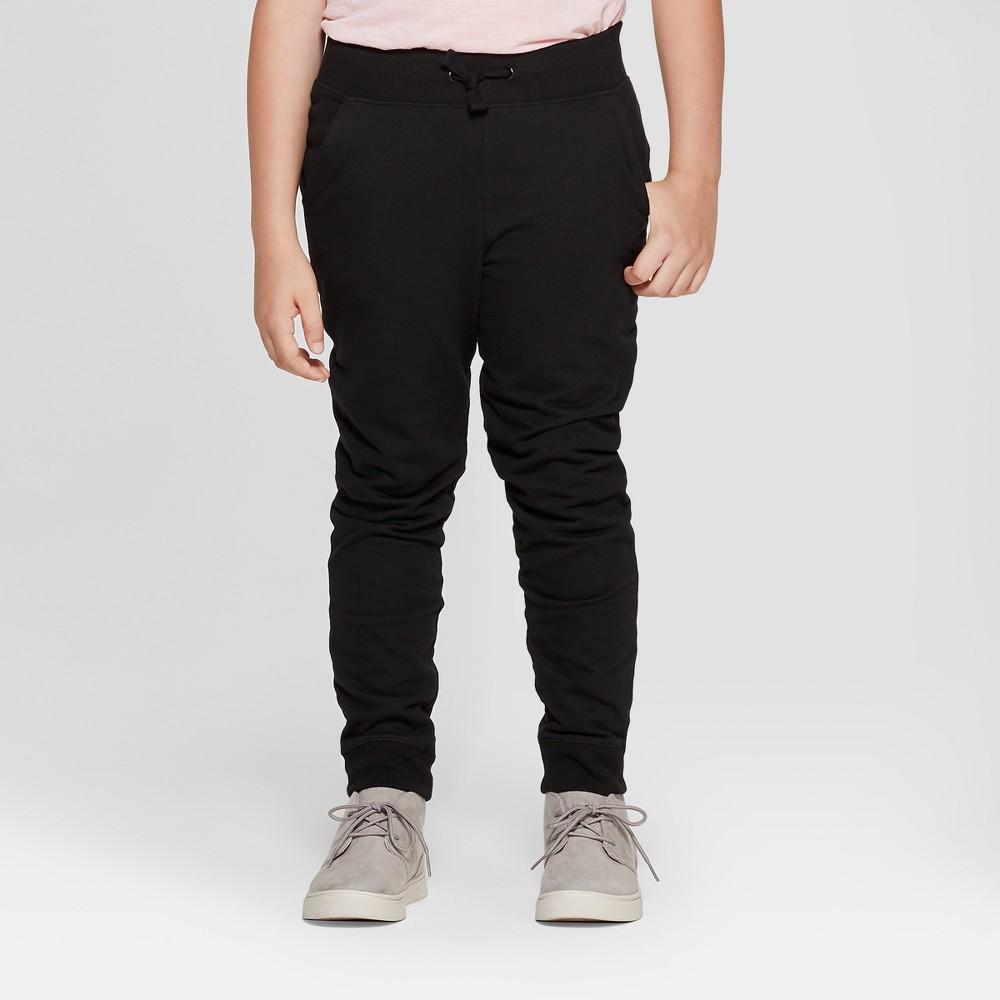 Boys' Jogger Pants - Cat & Jack Black XL