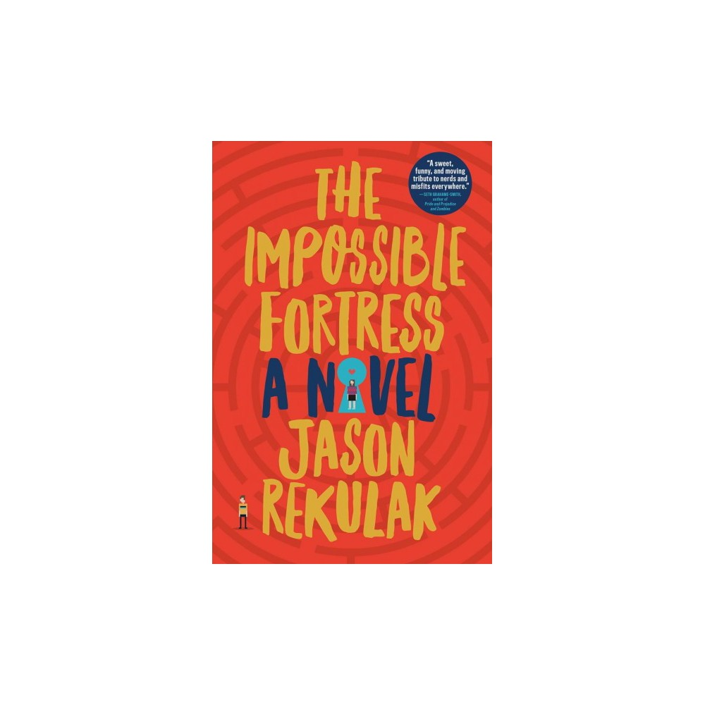 Impossible Fortress - by Jason Rekulak (Hardcover)
