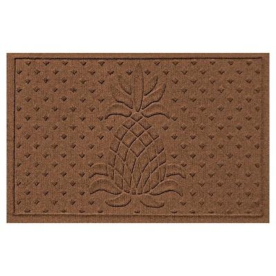 Ordinaire Bungalow Flooring Aqua Shield Diamonds Pineapple Floormat