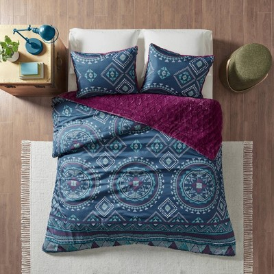 Blair Reversible Comforter Mini Set