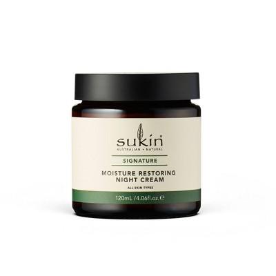 Sukin Signature Moisture Restoring Night Cream - 4.06 fl oz