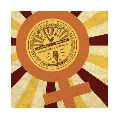 Various Artists - Sun Records Curated by Record Store Day, Volume 6 (Vinyl) - image 1 of 1