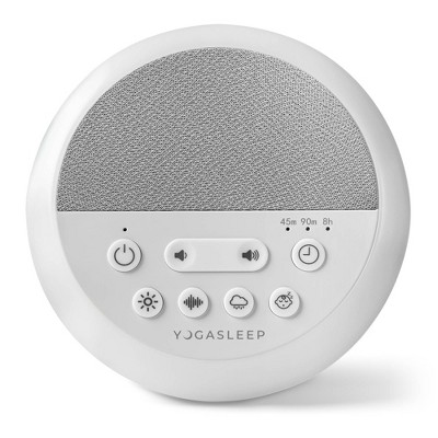 Yogasleep Nod Sound Machine and Night Light