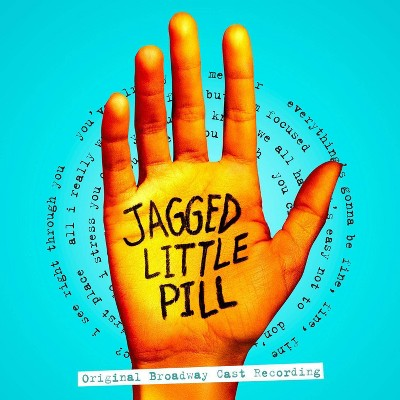 Original Broadway Cast of Jagg - Jagged Little Pill Original Br (EXPLICIT LYRICS) (Vinyl)