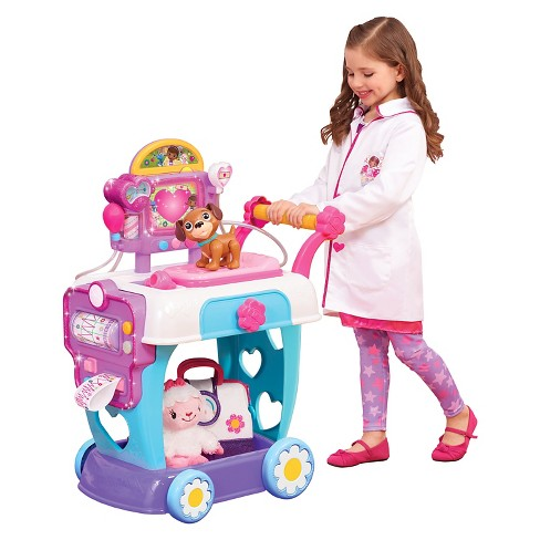 Doc McStuffins Toy Hospital Care Cart - image 1 of 3