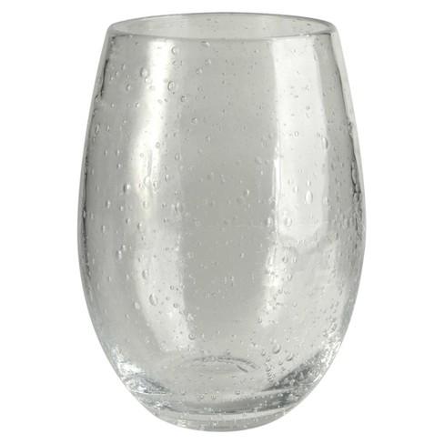 Artland Iris 20oz 4pk Stemless Glass Tumblers - image 1 of 1