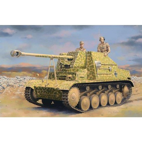 "Sd.Kfz.131 Panzerjager II fur PaK 40/2 ""Marder II"" - Early Production Miniatures Box Set - image 1 of 1"
