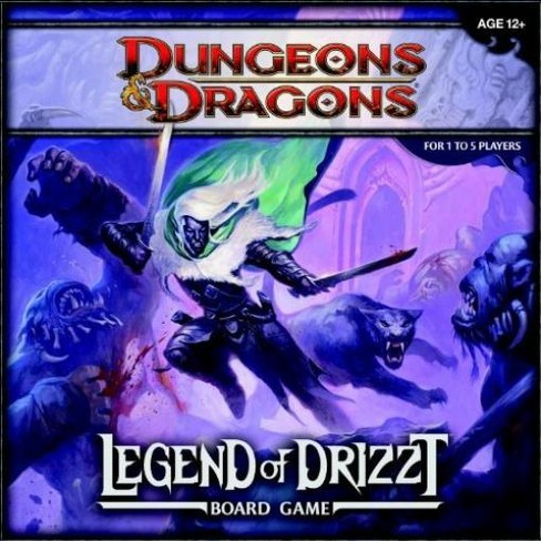 Legend of Drizzt Board Game - image 1 of 3