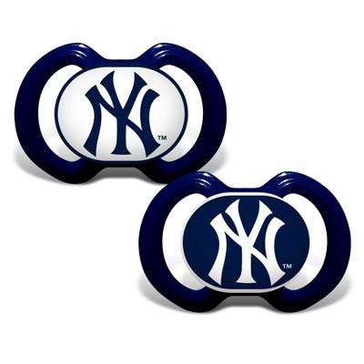New York Yankees Pacifier 2pk