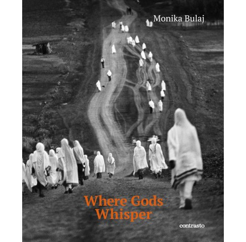 Where Gods Whisper -  by Monika Bulaj (Hardcover) - image 1 of 1