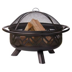 "Endless Summer 36"" Round Fire Pit"