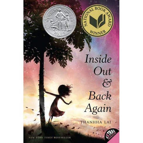 Inside Out & Back Again - by  Thanhh� Lai (Paperback) - image 1 of 1