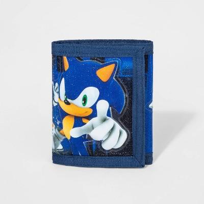 Boys Sonic The Hedgehog Wallet Blue Target