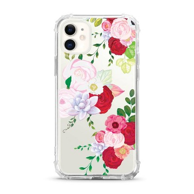 OTM Essentials Apple iPhone Phone Case - Flower Green Red