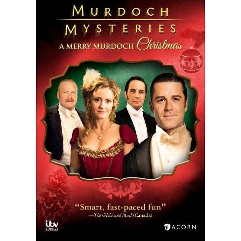Murdoch Mysteries: A Very Murdoch Christmas (DVD) - image 1 of 1