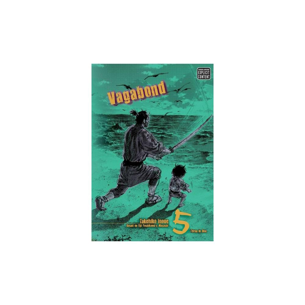 Vagabond 5 : Glimmering Waves Vizbig Edition - by Takehiko Inoue (Paperback)