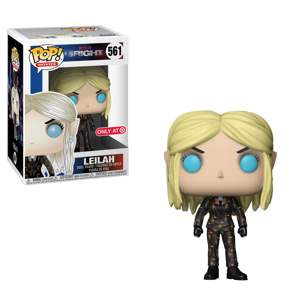 Image of Funko POP! Movies: Netflix Bright - Leilah (Target Exclusive)