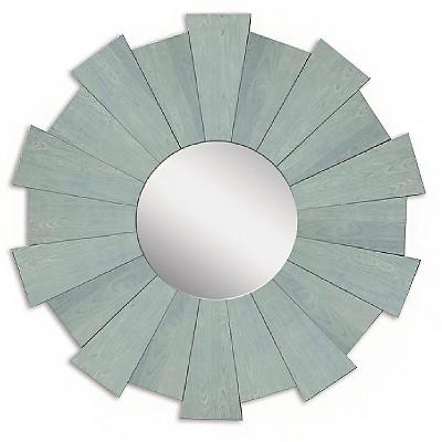 "20"" x 20"" Sunburst Decorative Mirror - PTM Images"