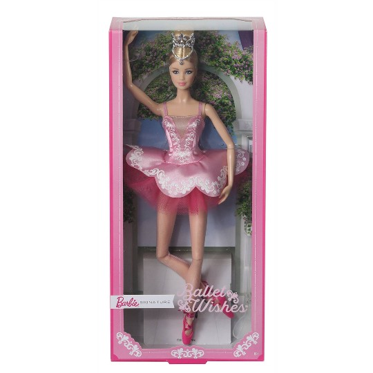 Barbie Signature Ballet Wishes Collector Doll image number null