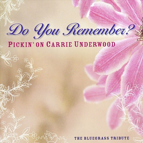 Various - Do you remember:Pickin on carrie unde (CD) - image 1 of 1