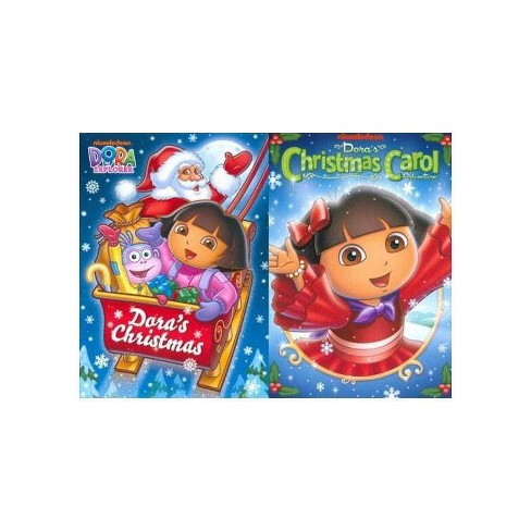 Rudolph And Frostys Christmas In July Dvd.Dora The Explorer Christmas Carol Adventure Christmas Dvd