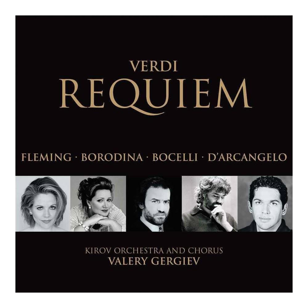 Valery Gergiev Requiem 2 Cd