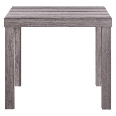 Jade End table Rustic Oak - Room & Joy