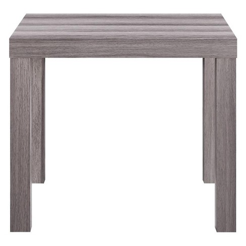 Jade End table Rustic Oak - Room & Joy - image 1 of 7