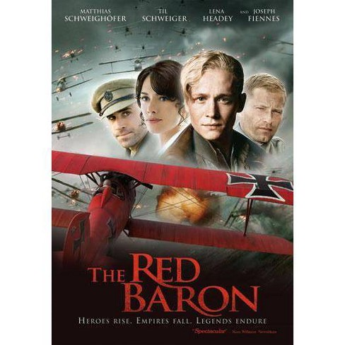 The Red Baron (DVD) - image 1 of 1