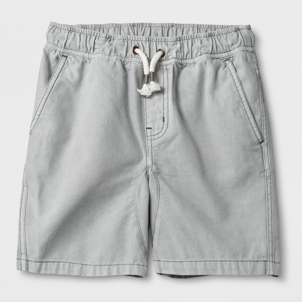 Boys' Pull-On Shorts - Cat & Jack Gray M
