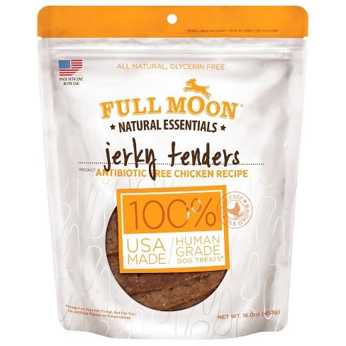 Full Moon Essentials Chicken Tenders – 16oz - image 1 of 3