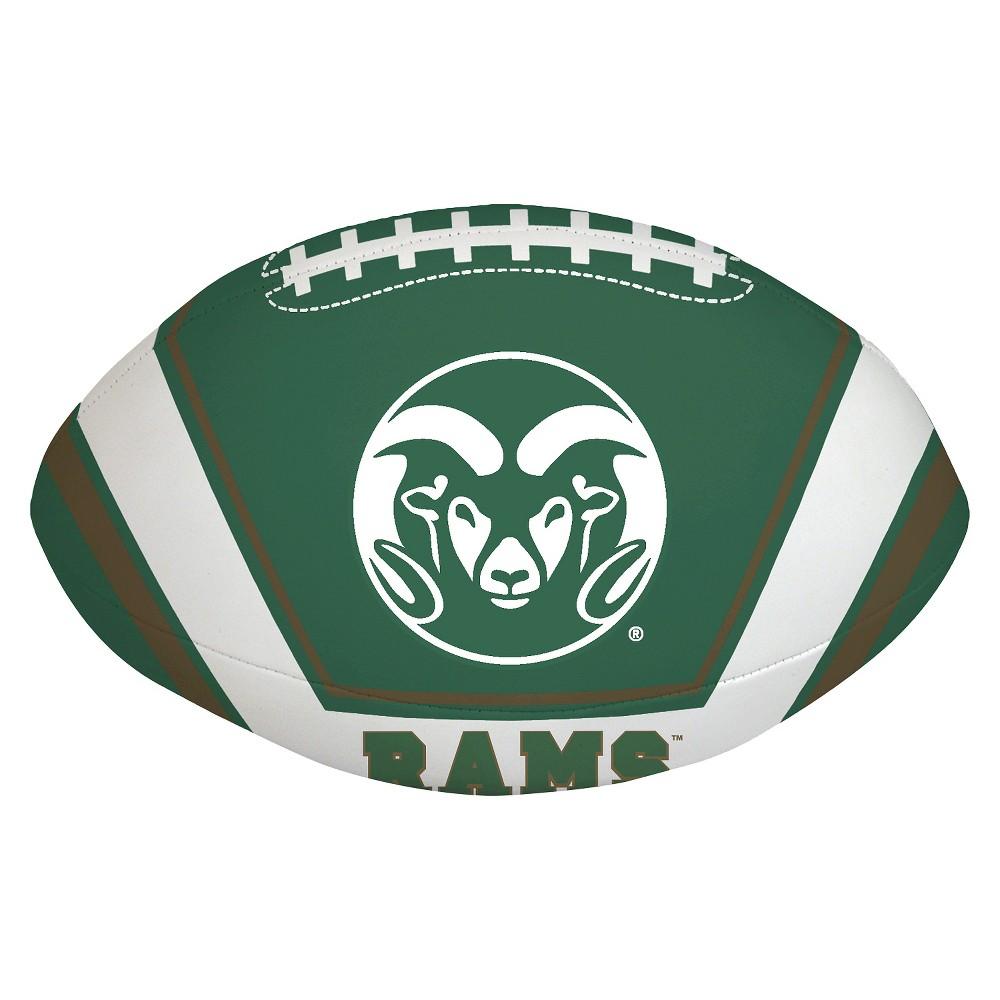 Colorado State Rams Rawlings Softee Football