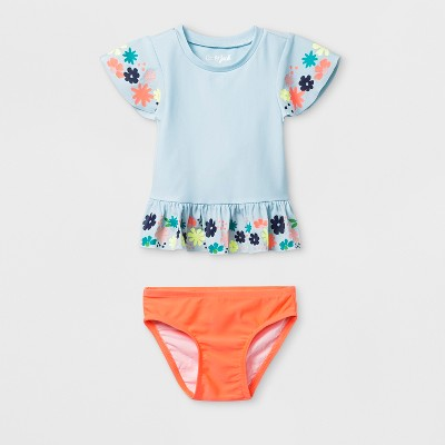 a0a4166946 Baby Girl Swimsuits : Target