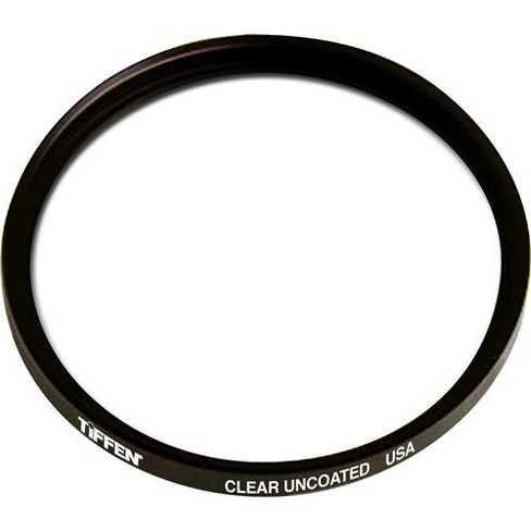 Tiffen 77mm Clear Uncoated Protection Filter - image 1 of 1