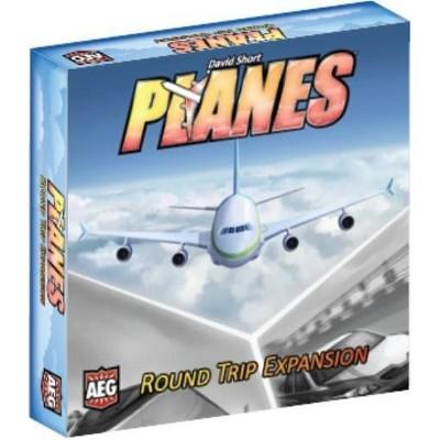 Planes - Round Trip Board Game