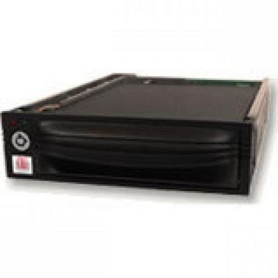 """CRU DataPort 10 Carrier - 1 x 3.5"""" - 1/3H Internal - Internal - Black"""