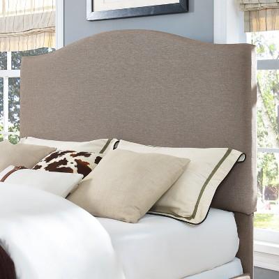 Bellingham Camelback Upholstered Headboard - Crosley