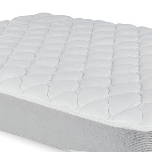 eLuxury Extra Plush Mattress Pad with Fitted Skirt - image 1 of 4