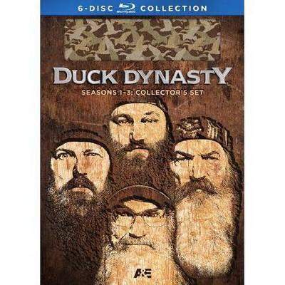 Duck Dynasty: Seasons 1-3 (Blu-ray)(2013)