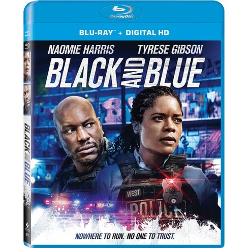 Black And Blue (Blu-Ray + Digital) - image 1 of 1