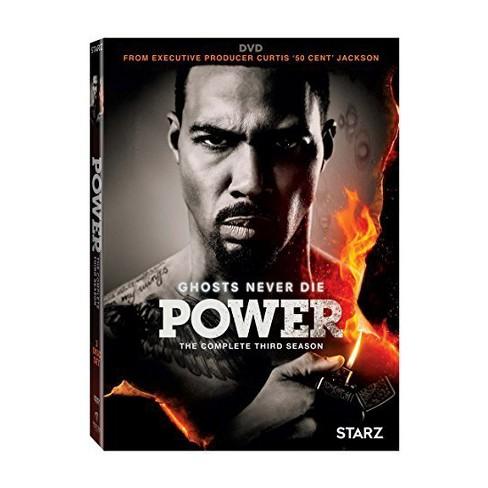 POWER: SEASON 3 (DVD) - image 1 of 1