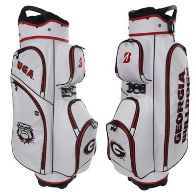 Bridgestone NCAA Golf Cart Bag-Georgia