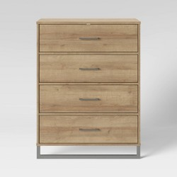 Mixed Material 4 Drawer Dresser - Room Essentials™