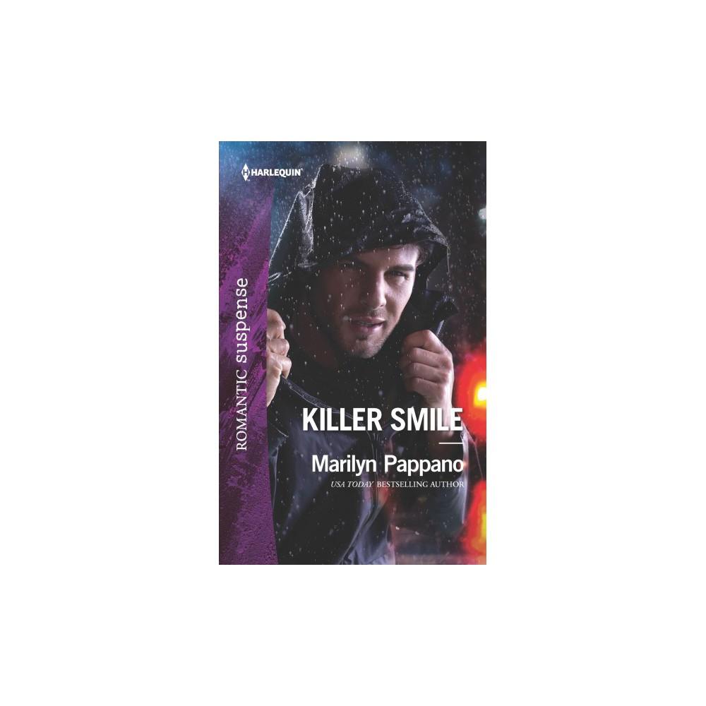 Killer Smile - (Harlequin Romantic Suspense) by Marilyn Pappano (Paperback)