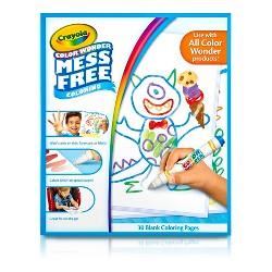Crayola® Color Wonder Mess Free™ Coloring Activity Set : Target