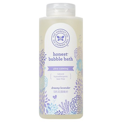 Honest Company Bubble Bath - Lavender 12oz